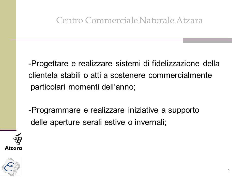 Centro Commerciale Naturale Atzara