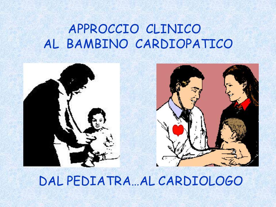 AL BAMBINO CARDIOPATICO