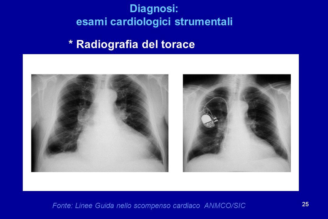 esami cardiologici strumentali