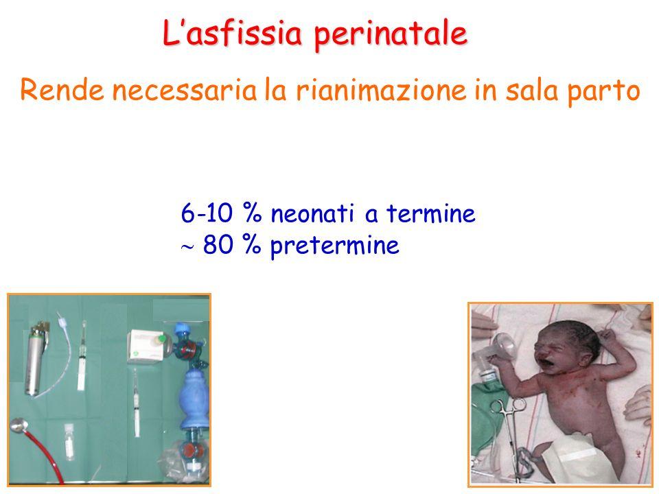 L'asfissia perinatale
