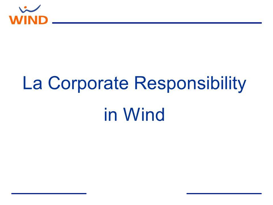 La Corporate Responsibility