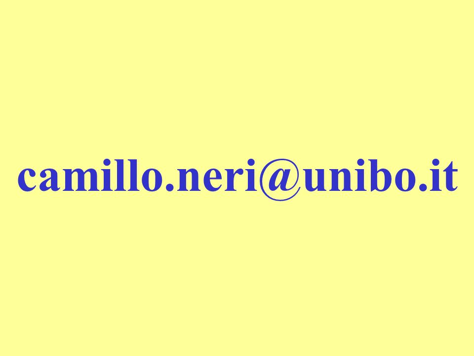 camillo.neri@unibo.it