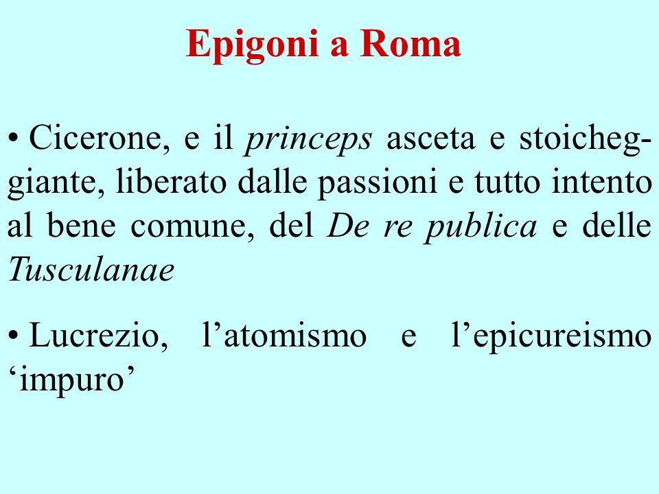 Epigoni a Roma