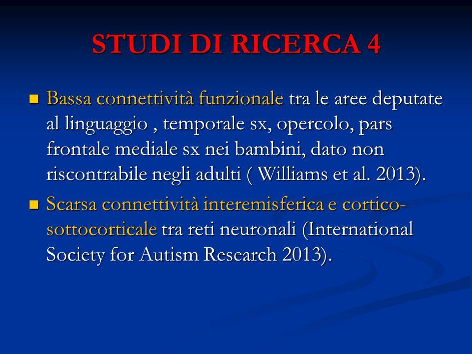 STUDI DI RICERCA 4
