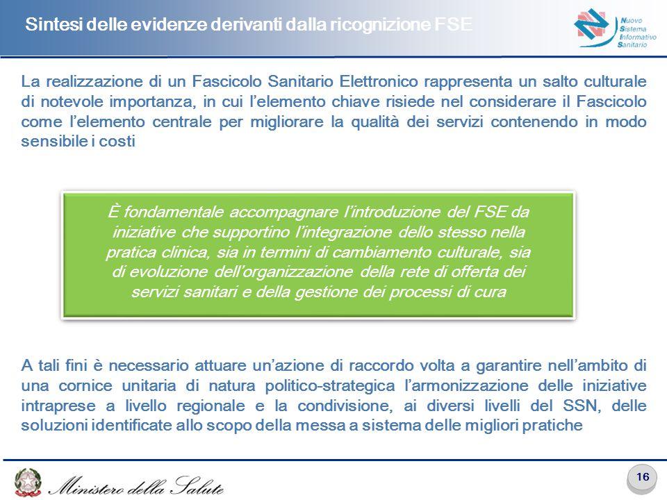 Tavolo interistituzionale per il Fascicolo Sanitario Elettronico (1/3)