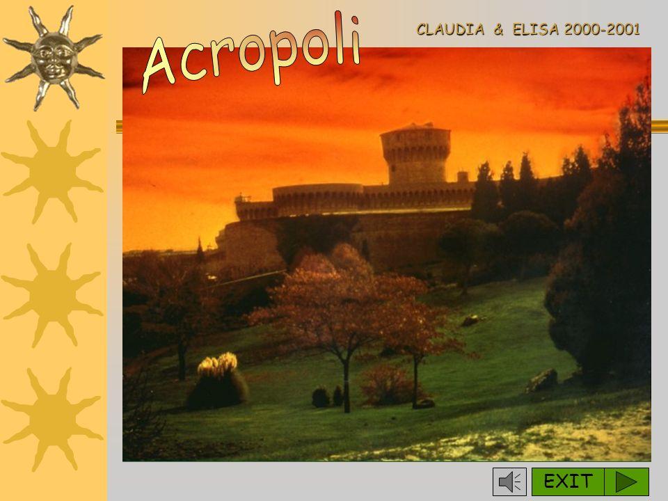 Acropoli CLAUDIA & ELISA 2000-2001 EXIT