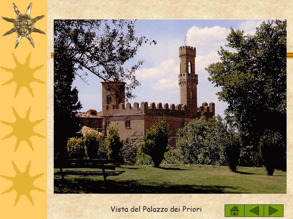Vista del Palazzo dei Priori