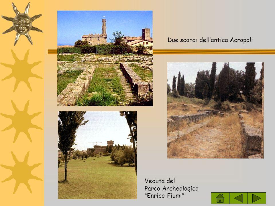 Due scorci dell'antica Acropoli