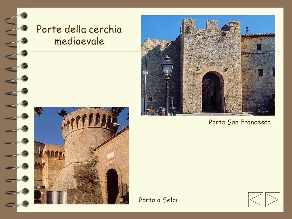 Porte della cerchia medioevale