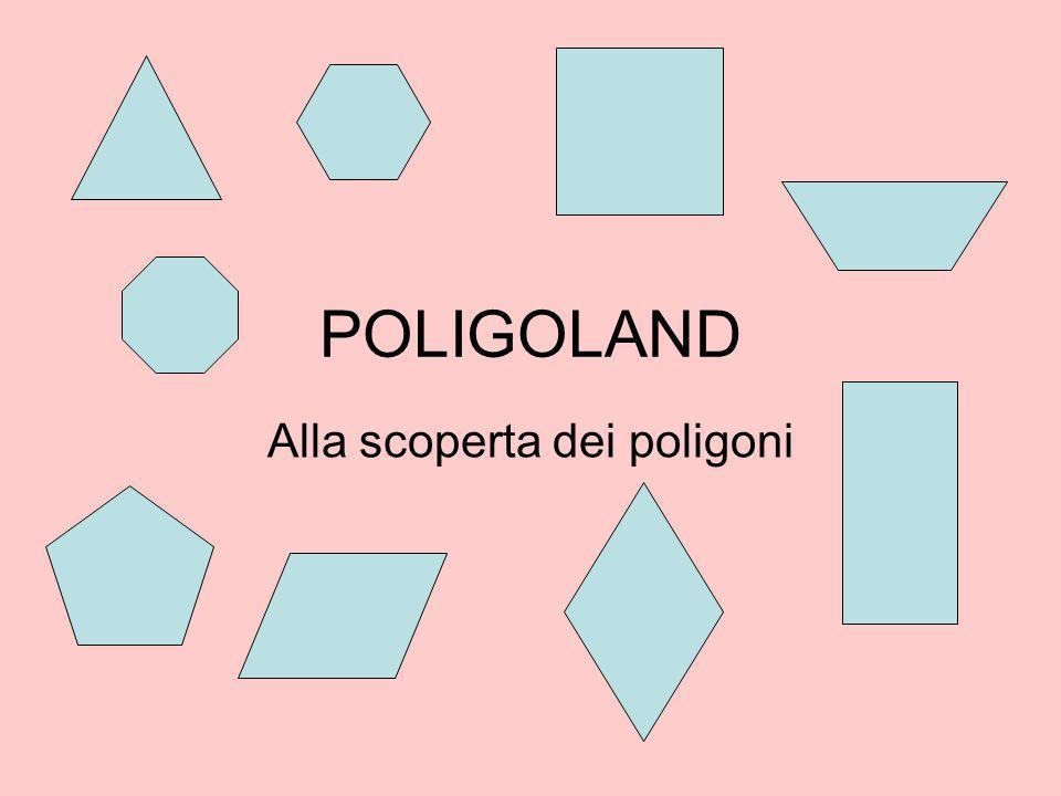 Alla scoperta dei poligoni