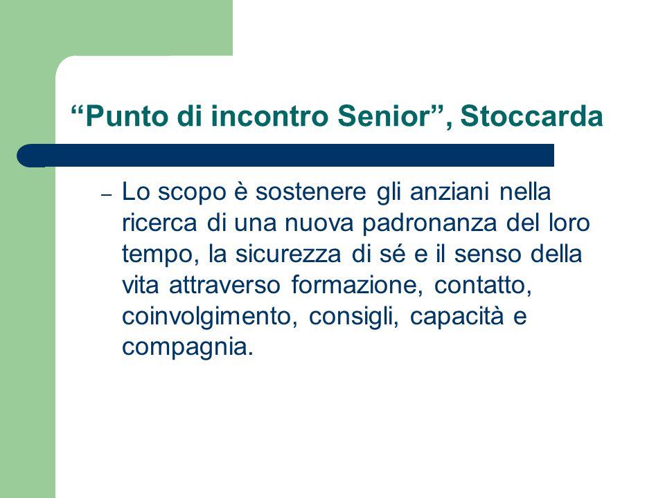 Punto di incontro Senior , Stoccarda