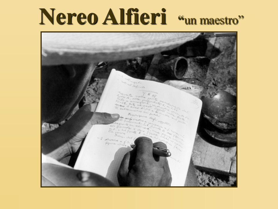 Nereo Alfieri un maestro