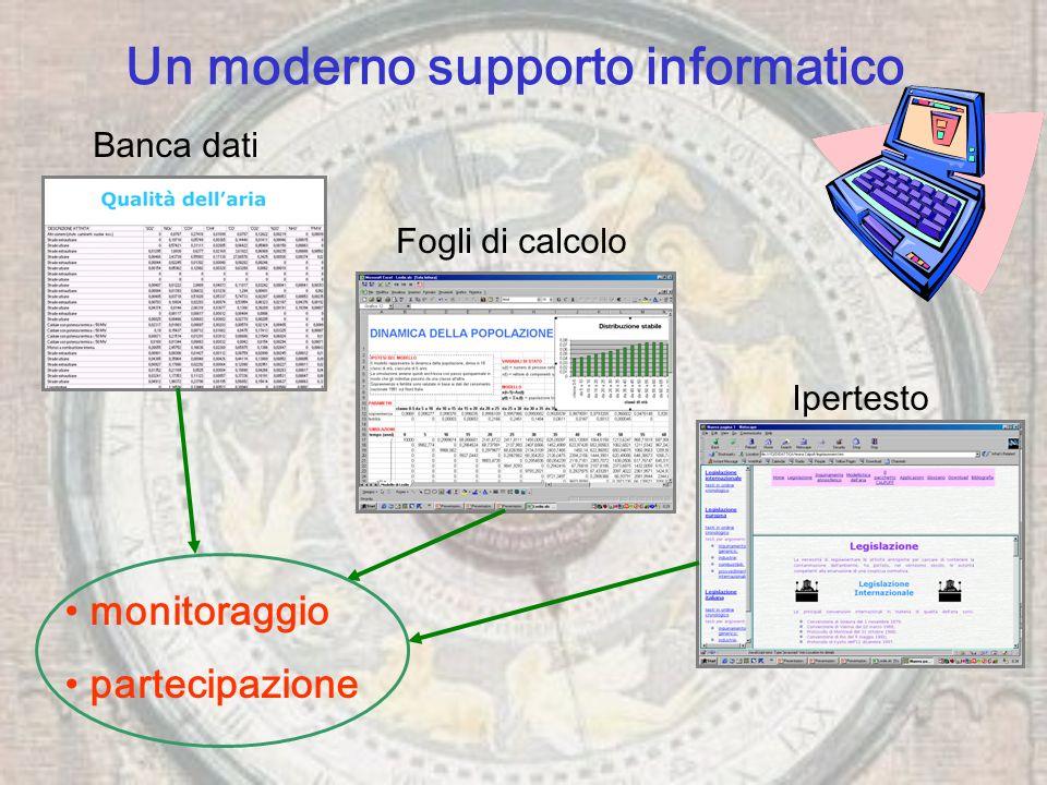 Un moderno supporto informatico