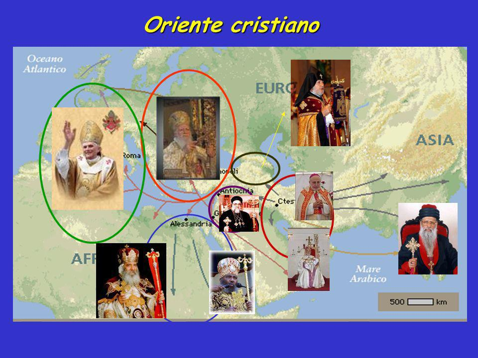 Oriente cristiano