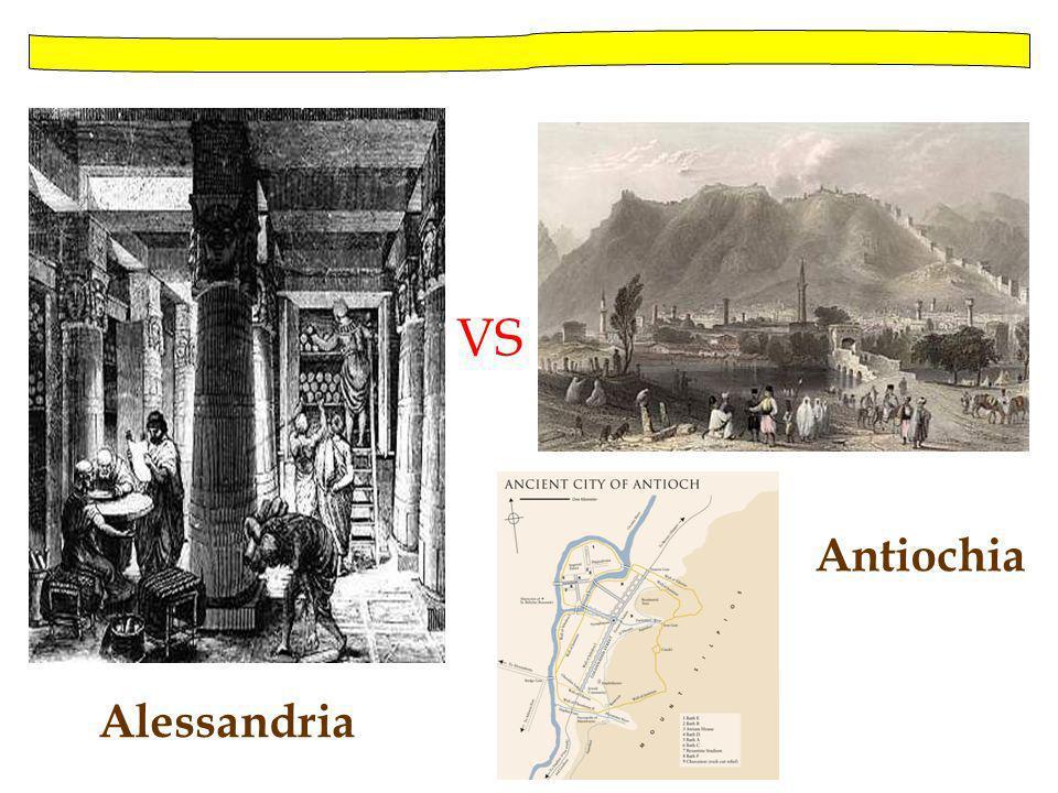 VS Antiochia Alessandria