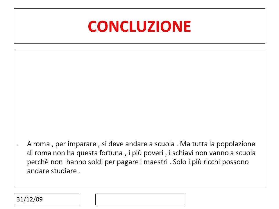 14141414 CONCLUZIONE.
