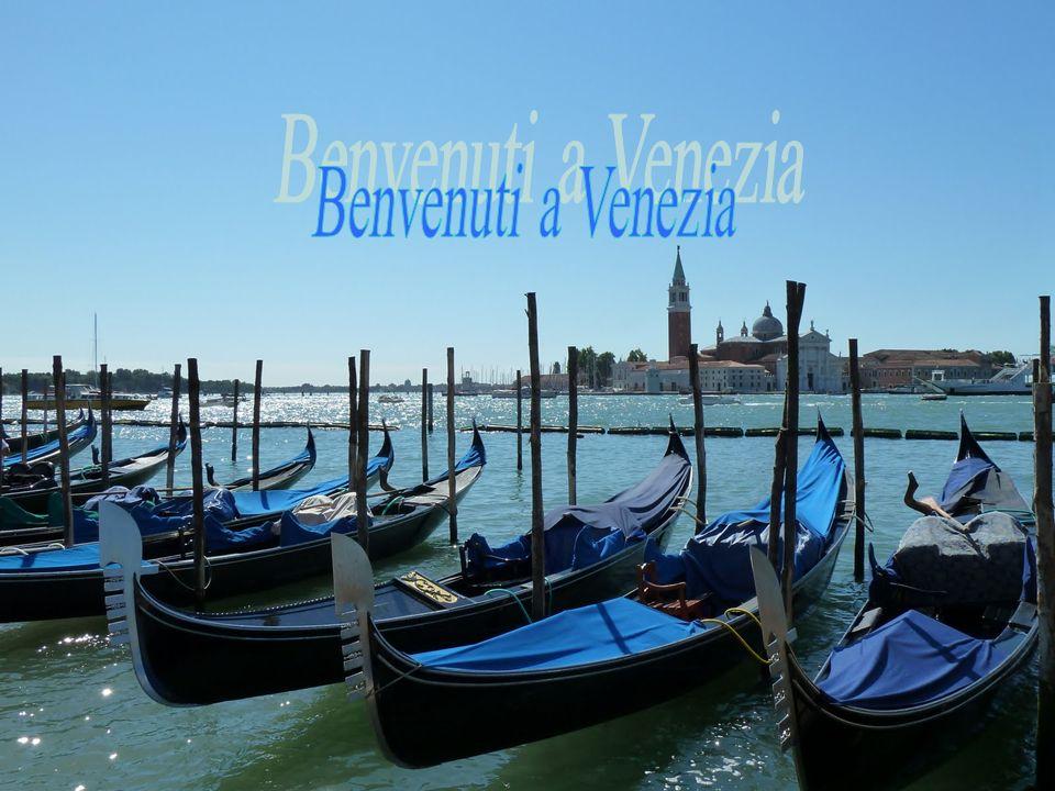 Benvenuti a Venezia