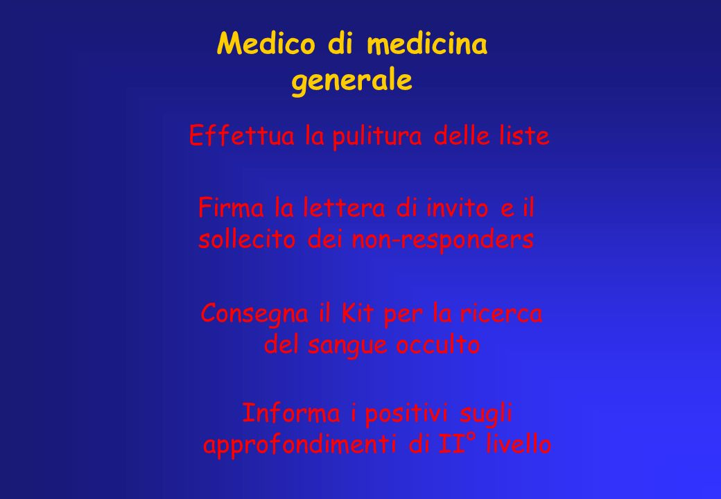 Medico di medicina generale