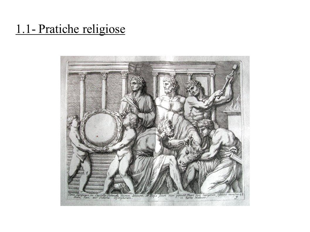 1.1- Pratiche religiose