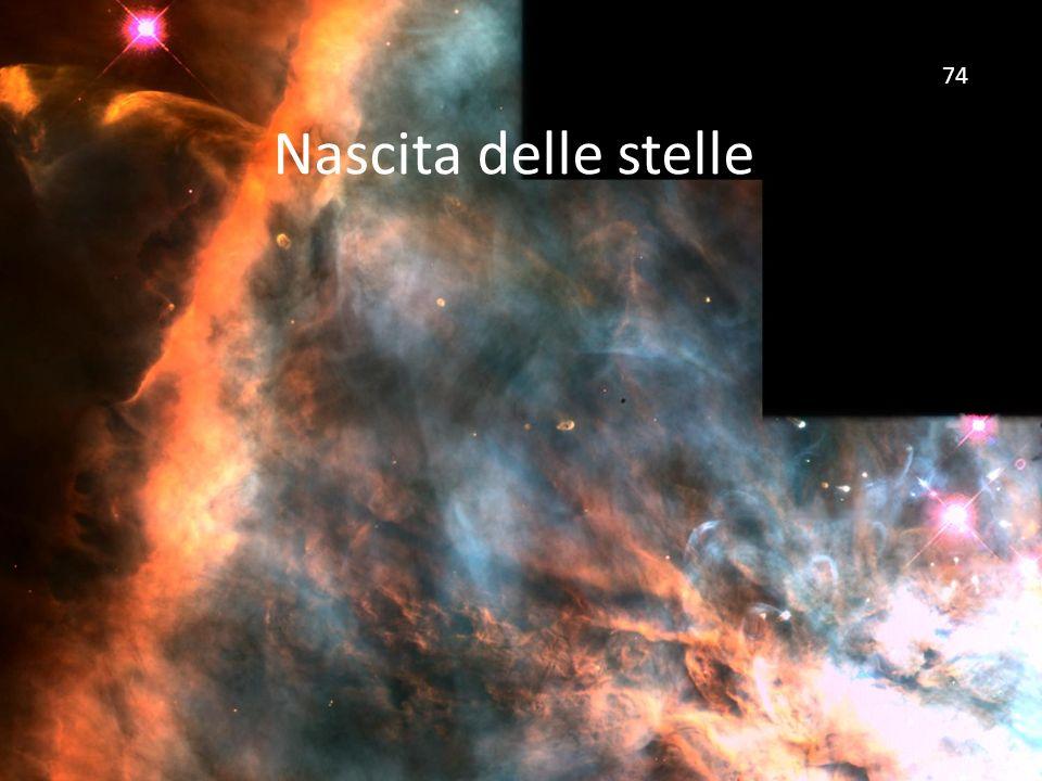 74 Nascita delle stelle