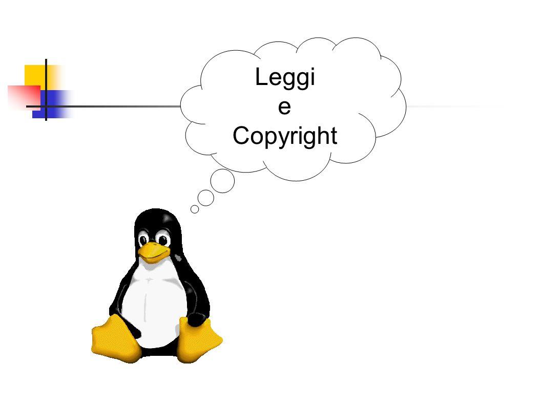Leggi e Copyright