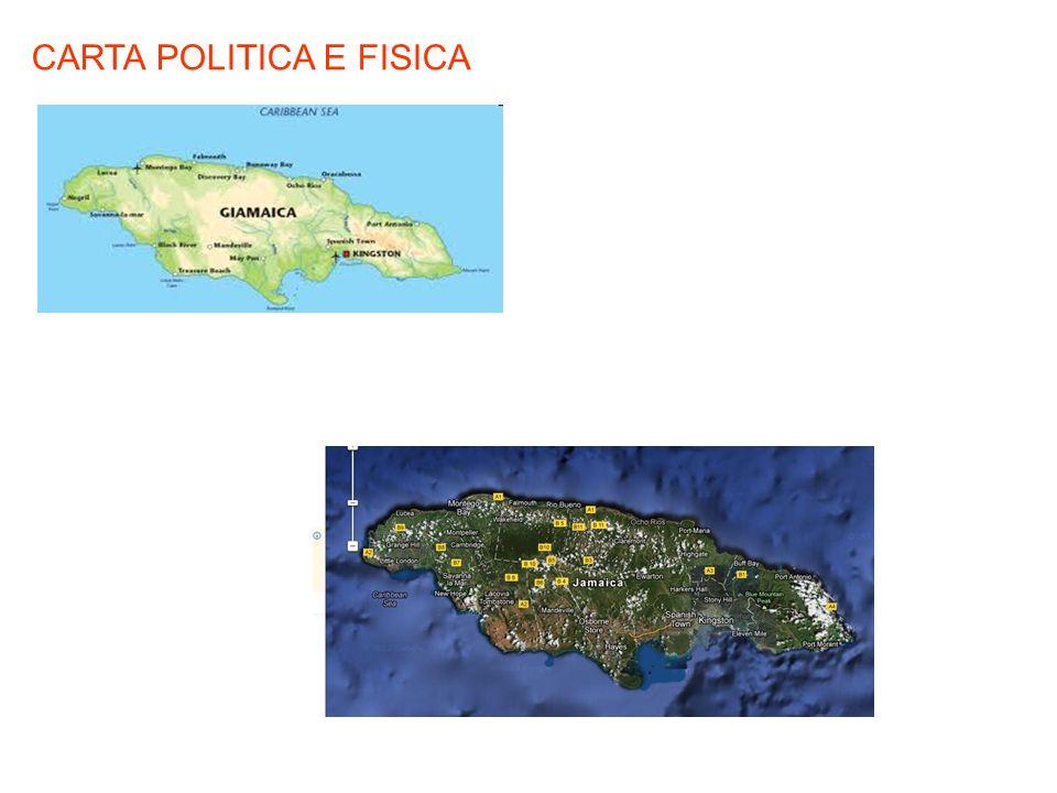CARTA POLITICA E FISICA