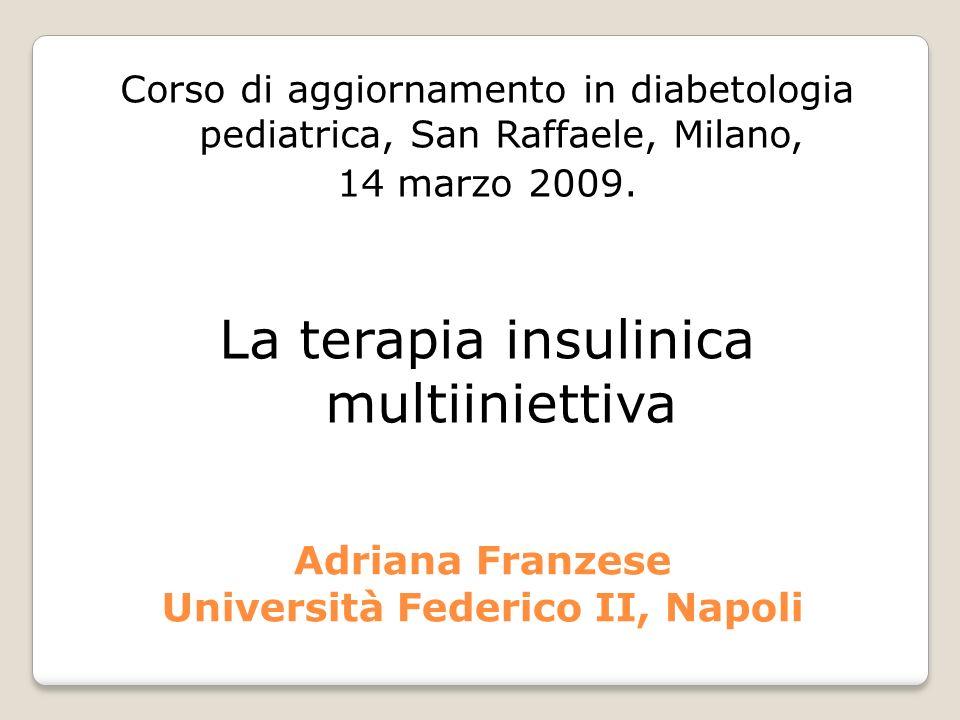 Adriana Franzese Università Federico II, Napoli
