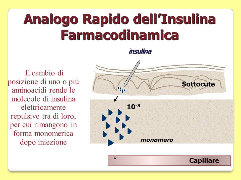 Analogo Rapido dell'Insulina