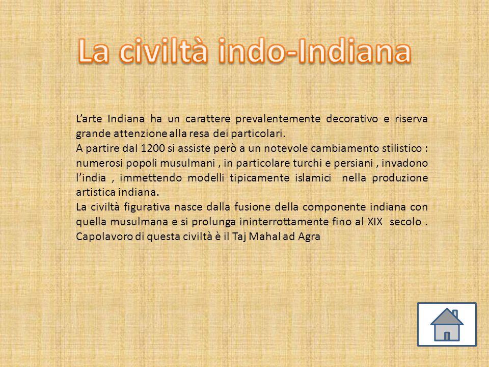 La civiltà indo-Indiana