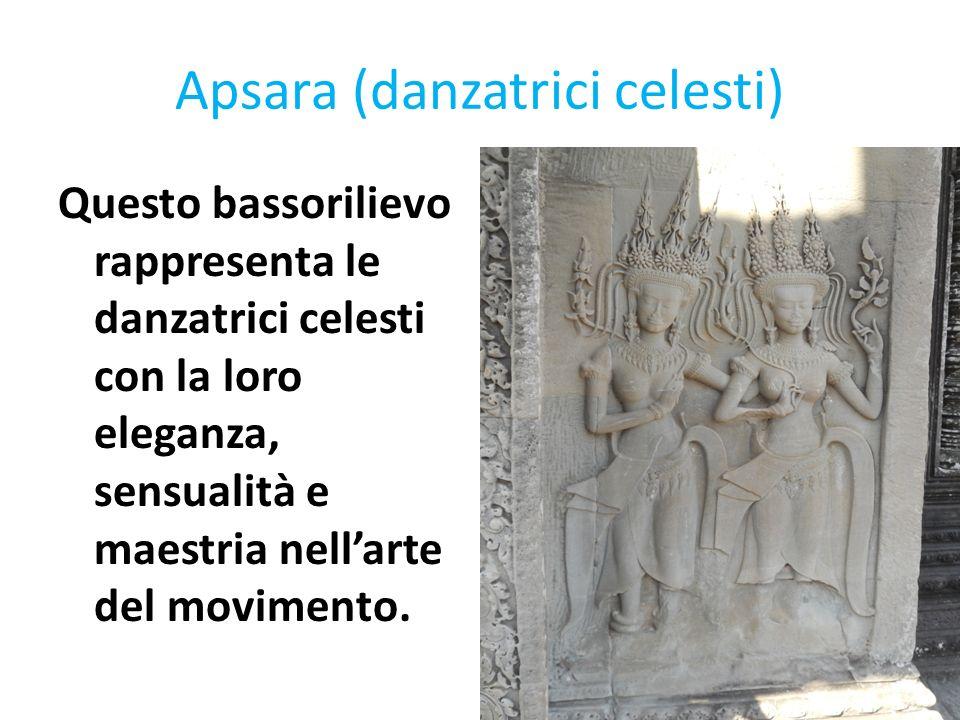 Apsara (danzatrici celesti)