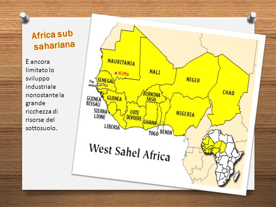 Africa sub sahariana.
