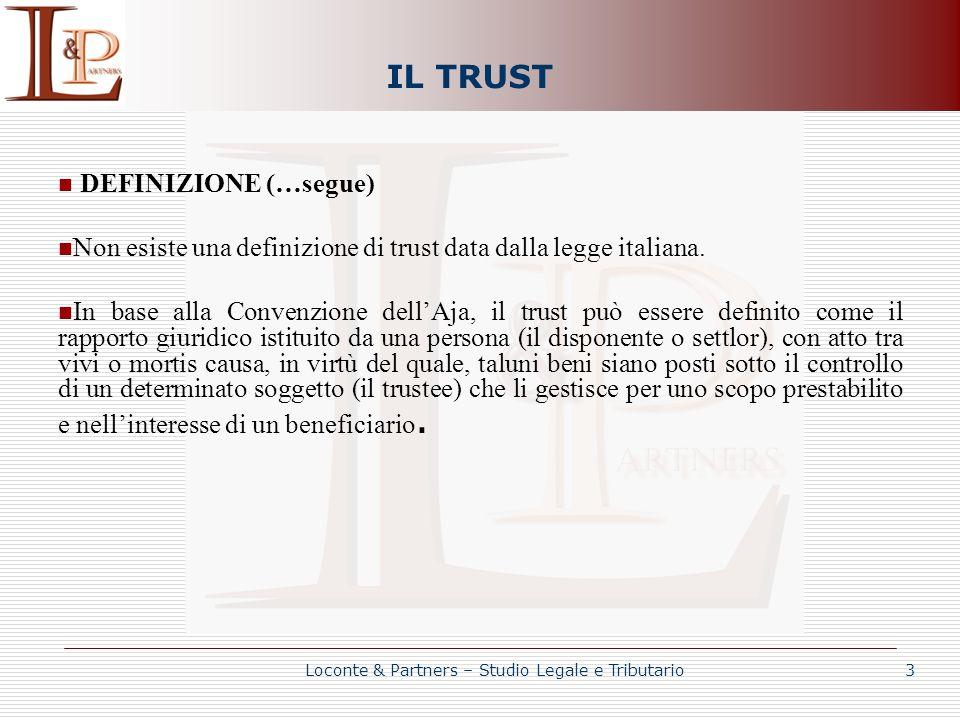 Loconte & Partners – Studio Legale e Tributario