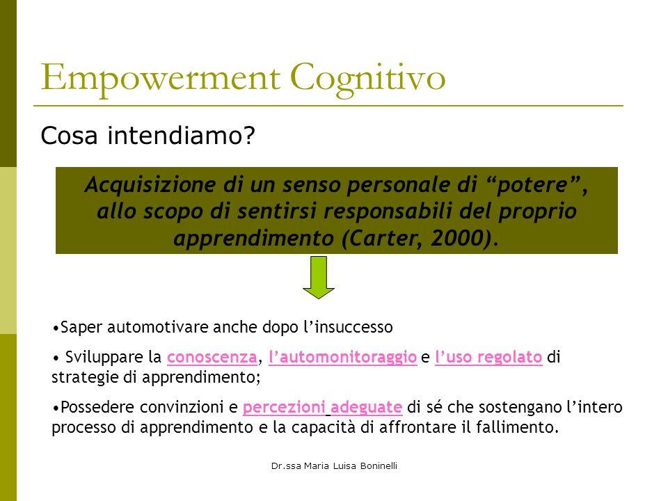 Empowerment Cognitivo