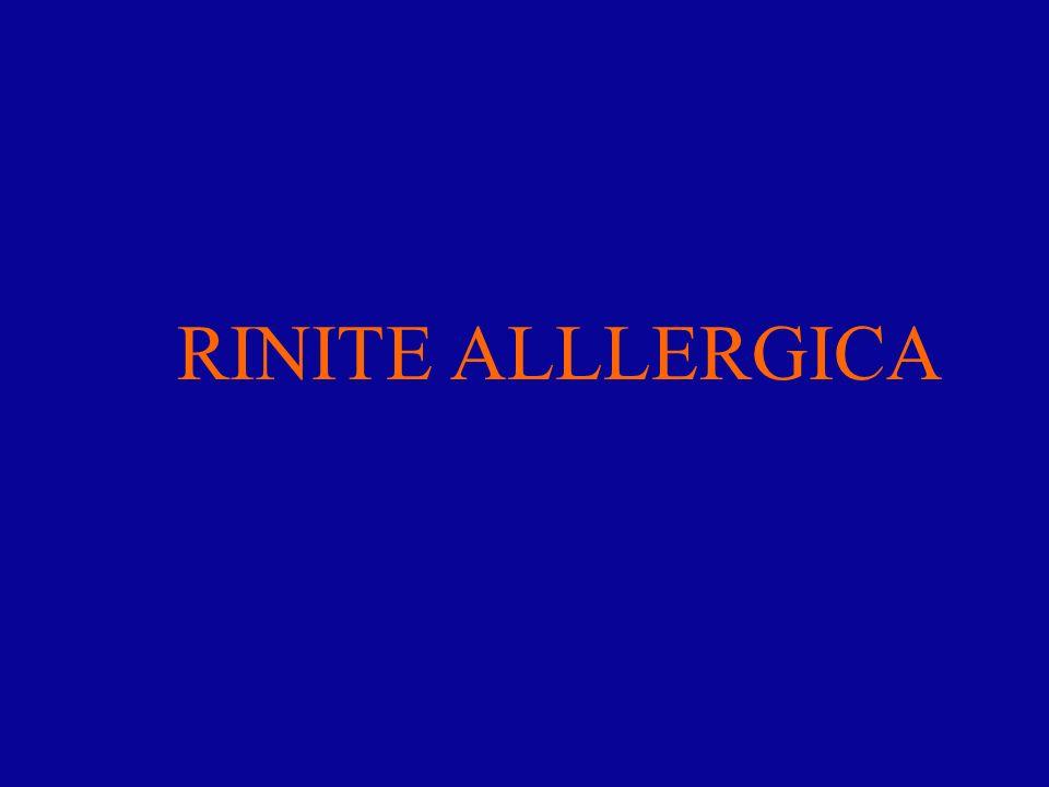 RINITE ALLLERGICA