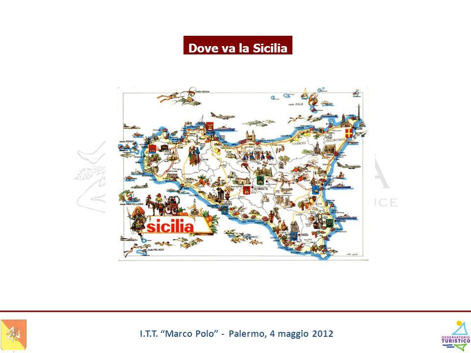 Dove va la Sicilia I.T.T. Marco Polo - Palermo, 4 maggio 2012