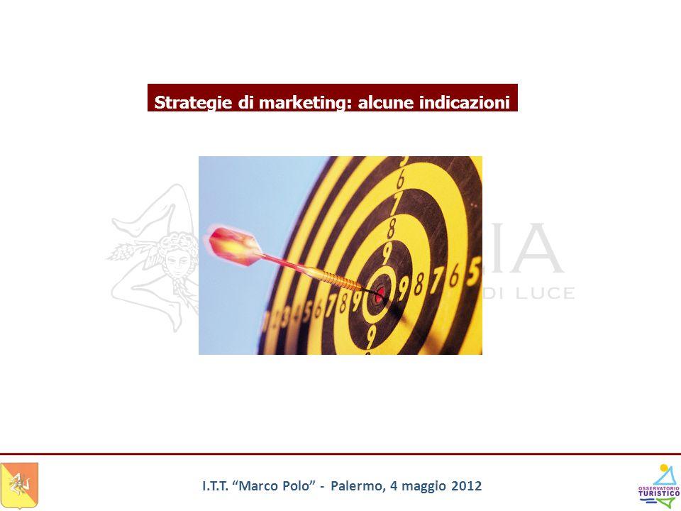 Strategie di marketing: alcune indicazioni