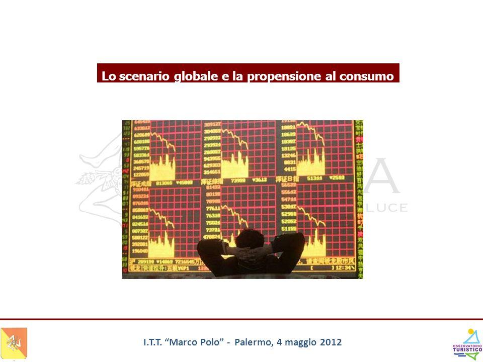 Lo scenario globale e la propensione al consumo
