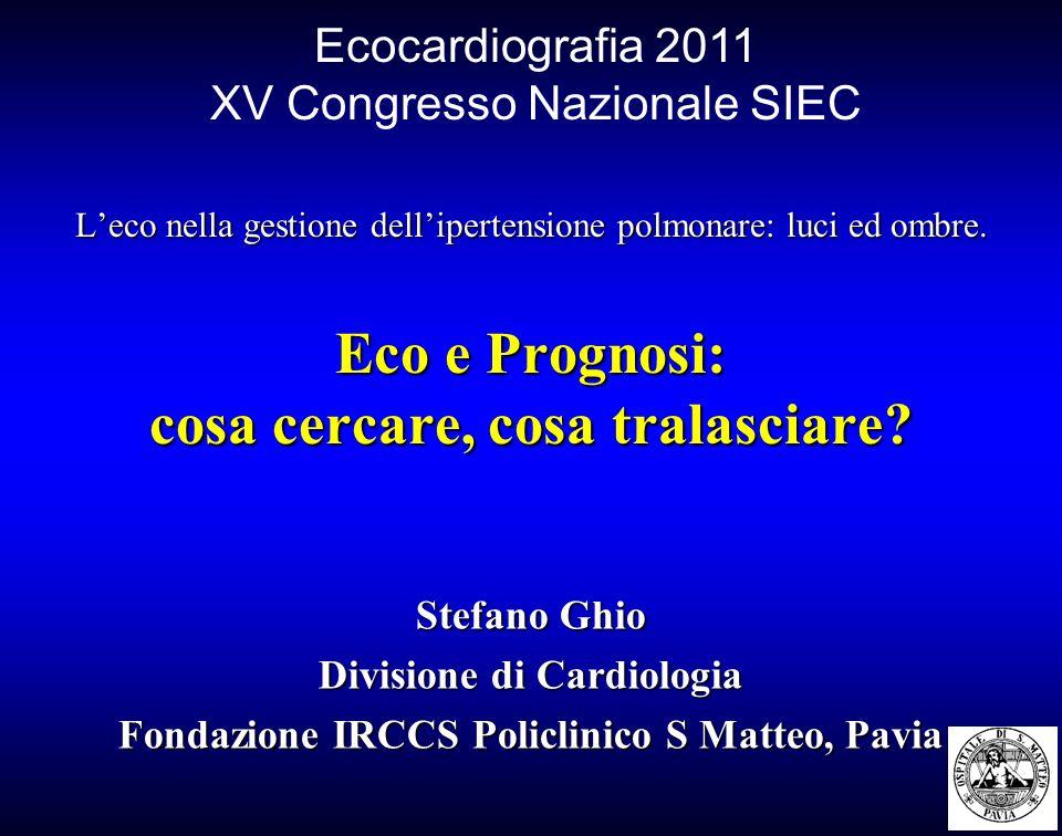 Divisione di Cardiologia Fondazione IRCCS Policlinico S Matteo, Pavia