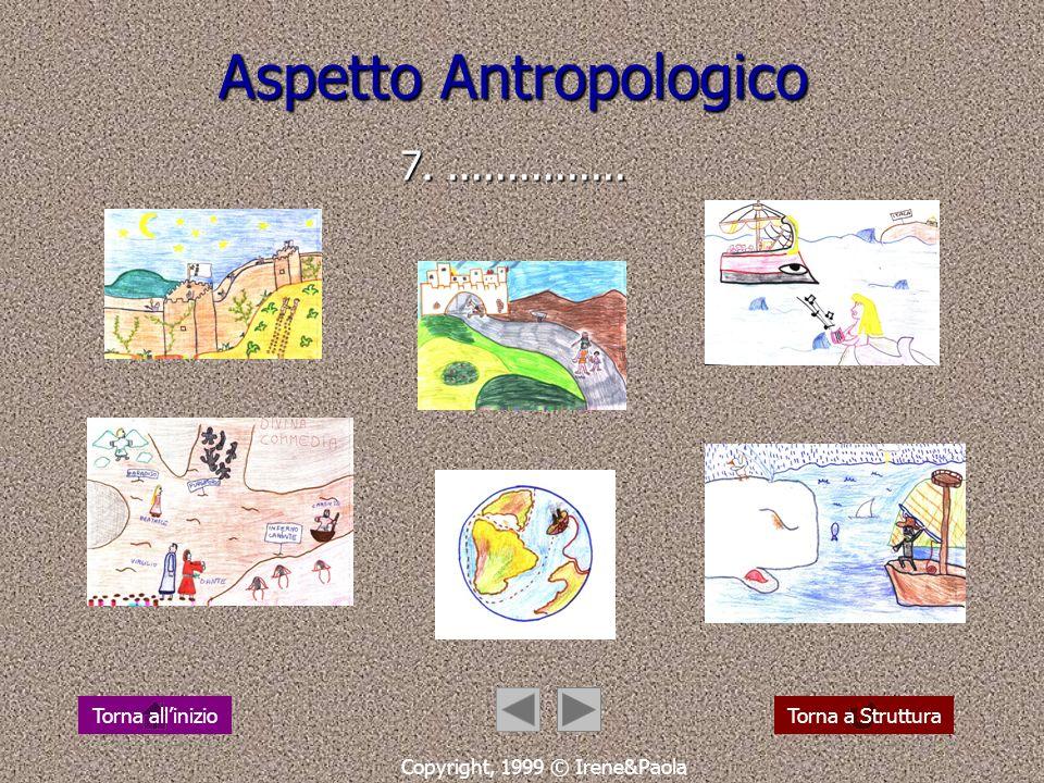 Aspetto Antropologico 7. ...............