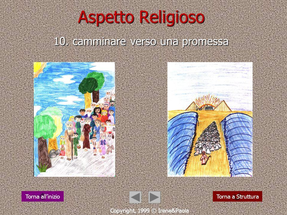 Aspetto Religioso 10. camminare verso una promessa