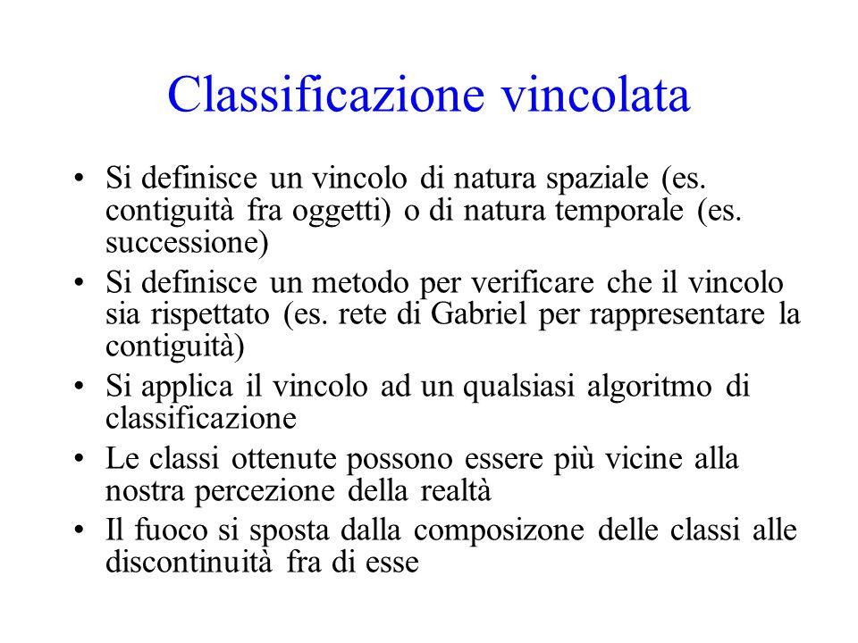 Classificazione vincolata