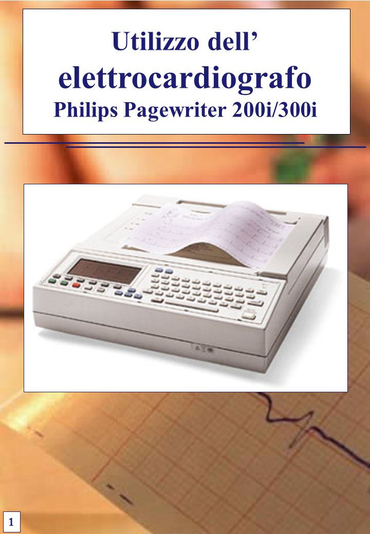 Philips Pagewriter 200i/300i