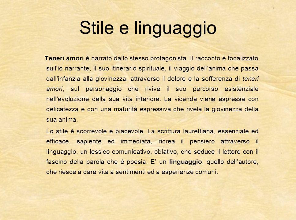 Stile e linguaggio