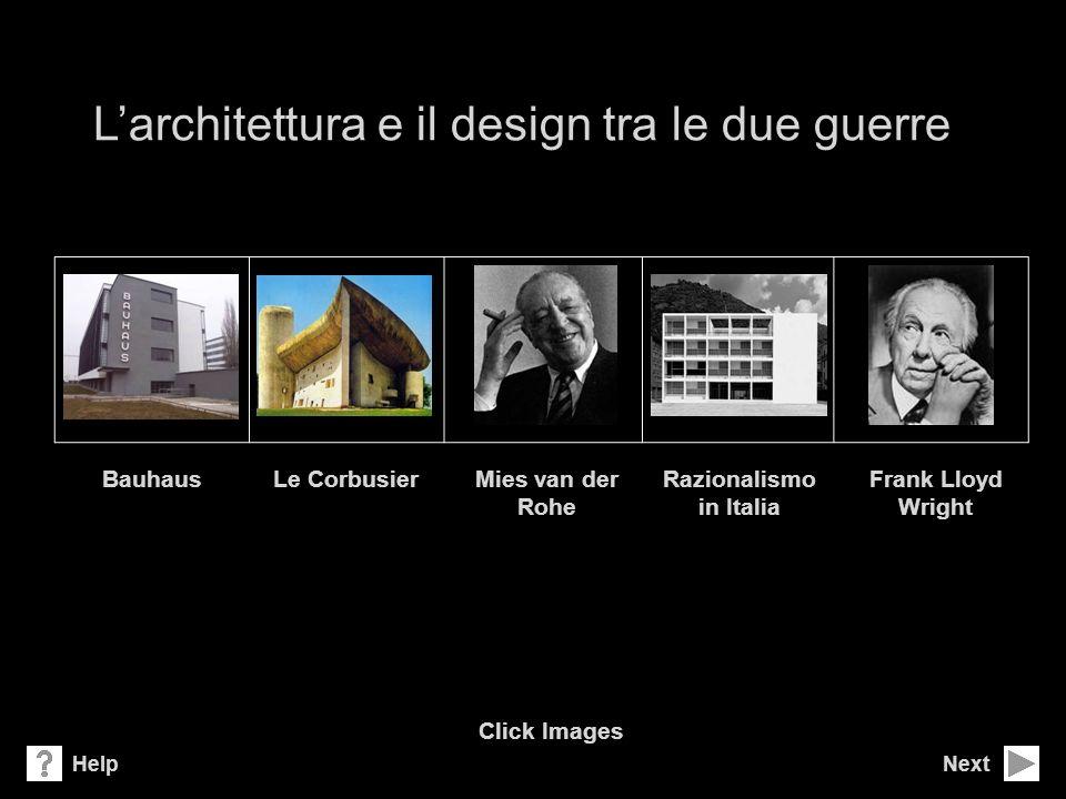 Razionalismo in italia ppt scaricare for Bauhaus italia