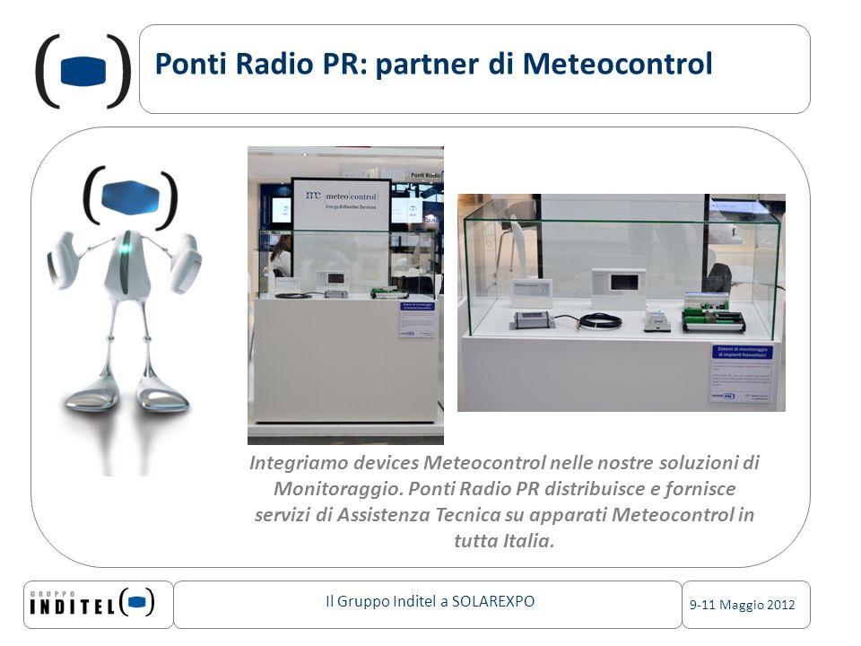 Ponti Radio PR: partner di Meteocontrol