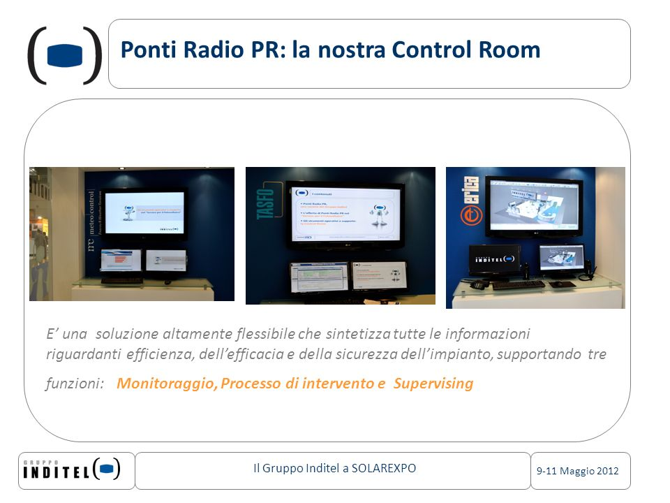 Ponti Radio PR: la nostra Control Room