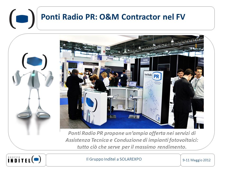 Ponti Radio PR: O&M Contractor nel FV