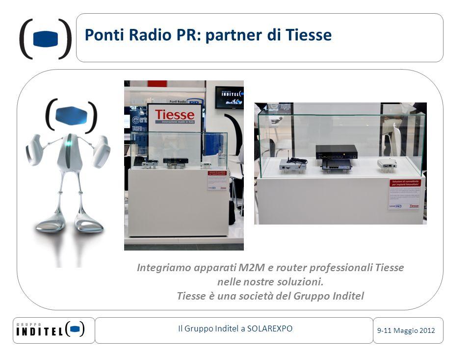 Ponti Radio PR: partner di Tiesse