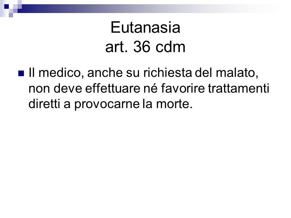 Eutanasia art.