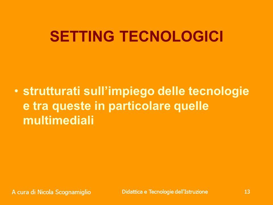 Didattica e Tecnologie dell Istruzione